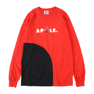 APPLE. SWITCH L/S T-SHIRT