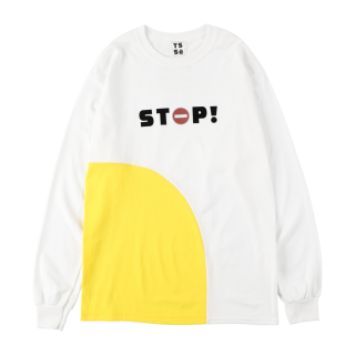 STOP! SWITCH L/S T-SHIRT
