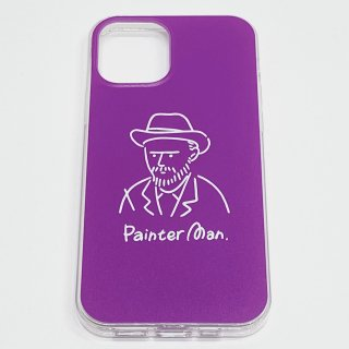 Painter Man iPhone11pro CASE