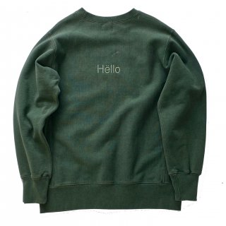 TSSё Hёllo SWEAT