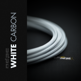 MDPC-X Small Sleeve White-Carbon