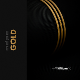 MDPC-X Gold Cable Sleeve XTC