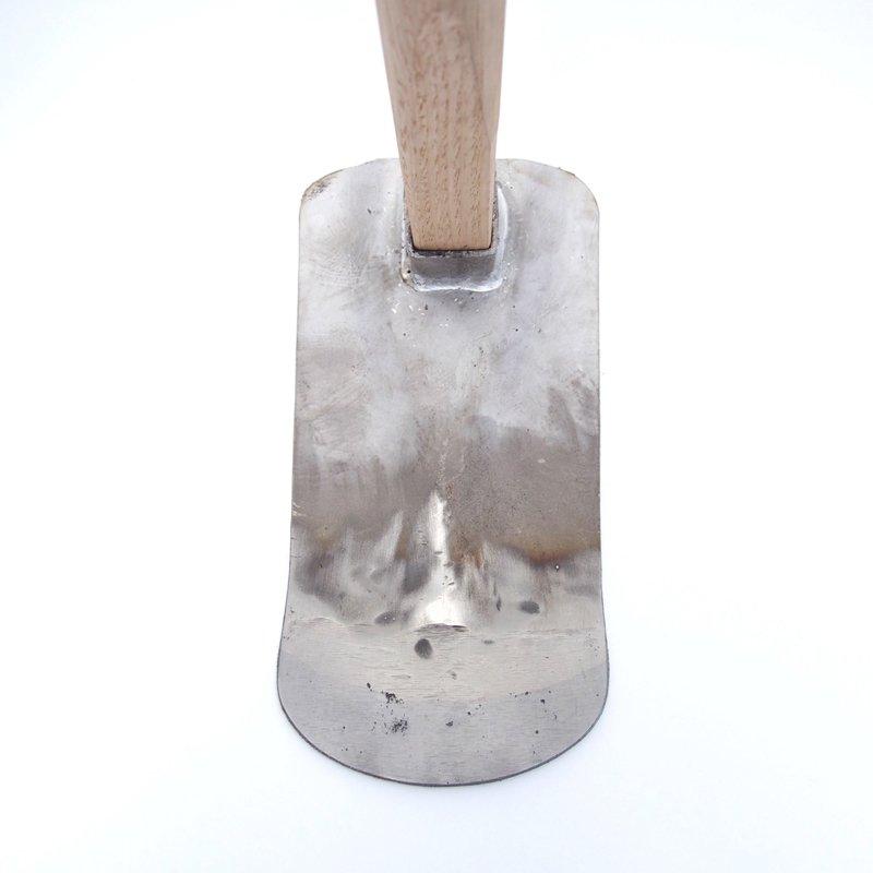 ステンレス鼻緒鍬【丸】