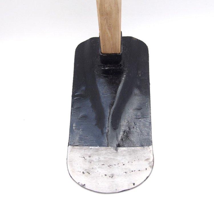 鉄鼻緒鍬【丸】