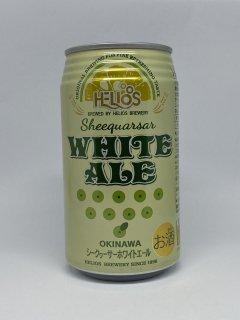SHEEQWARSAR WHITE ALE(シークヮーサーホワイトエール)