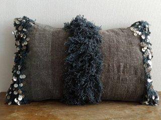 handira Cushion Cover ハンディラクッションカバー横長サイズグレー