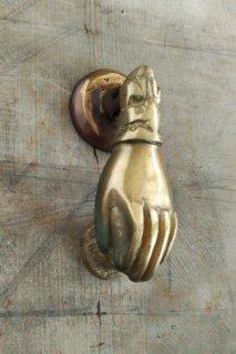 DOOR NOCKER-the hand of Fatima