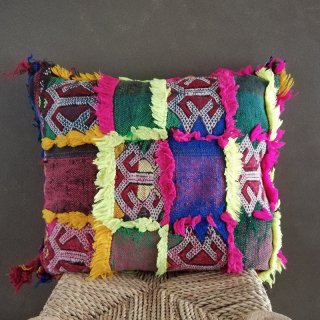 vintage rug Cushion Cover