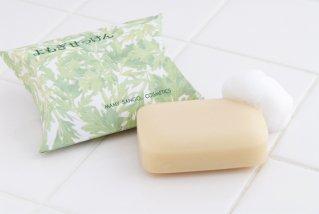 よもぎ石鹸 マミーサンゴ ソープA - よもぎエキスを配合石鹸 95g