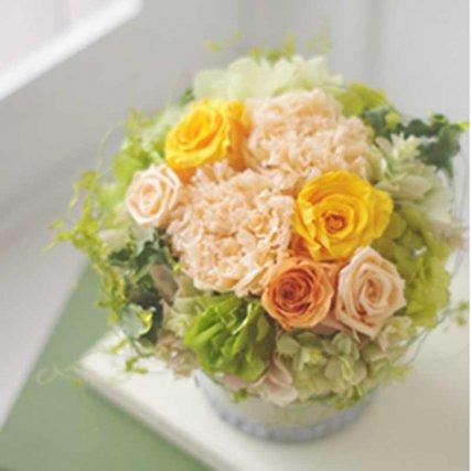 Gift Flower_ナチュールオランジュ
