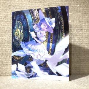 藤ちょこ画集発売記念作品展「彩幻境」 カードバインダー