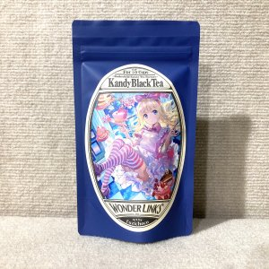 藤ちょこ画集発売記念作品展「彩幻境」 kandy black tea
