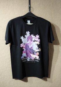 黒星紅白画集発売記念展 -trois- Tシャツ