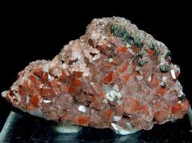 Red Quartz :赤水晶(英国)
