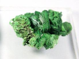 Torbernite:燐銅ウラン鉱(フランス)