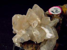 Smithsonite:スミソナイト(ナミビア)
