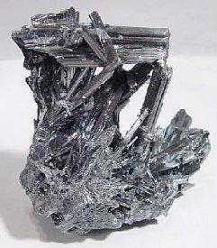 Stibnite:輝安鉱