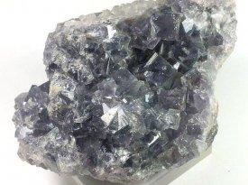 蛍石:Fluorite(Blackdene Mine産)