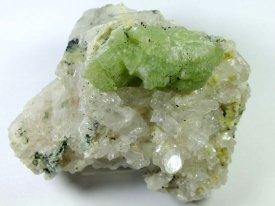 ぶどう石:Prehnite (モロッコ産)