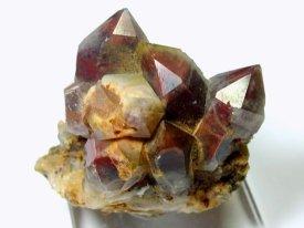 赤水晶(オレンジリバー産)