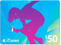 アメリカ版 iTunes Music Card $50