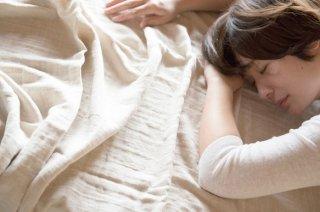 Organic Cotton&linen Wガーゼコンパクトシーツ