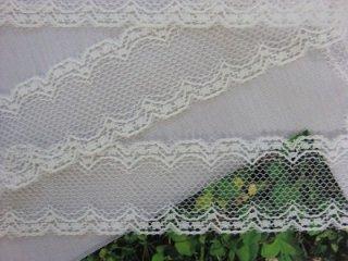 LL02003 綿レース 3cm巾