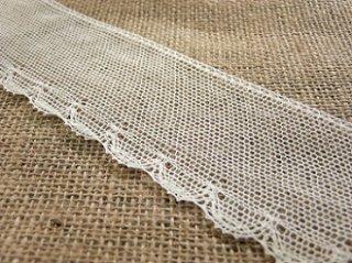 LR03002 綿チュールレース 6cm巾