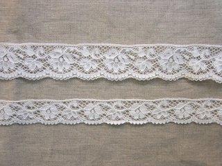 LL02014 綿リバーレース 2.5cm巾