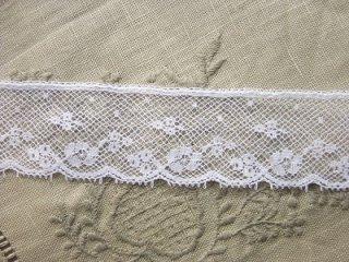 LL03008 綿リバーレース 3.5cm巾