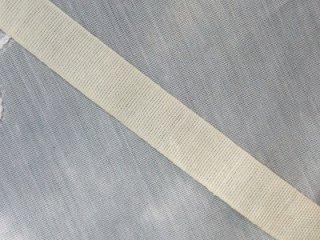 LL05020  ガーゼ織り 綿テープ(リボン)