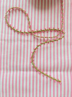 MOKUBAフローラルテープ9336 Col.12(ピンク)
