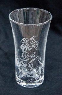 【受注生産】サケコレ 日本酒グラス(よむ先生) 船戸ゆり絵さんイメージイメージ