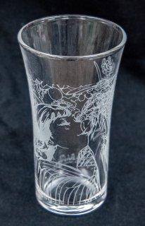 【受注生産】サケコレ 日本酒グラス(片桐いくみ先生) イメージ