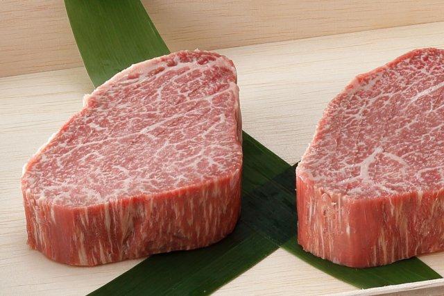 熟成仙台牛シャトーブリアン ステーキセット
