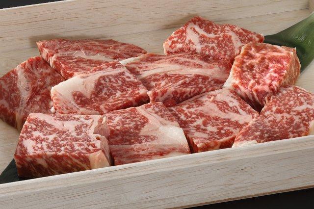 熟成上州牛ひとくちロースステーキセット