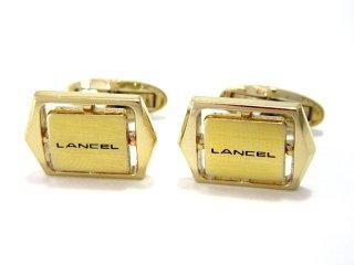 ランセル LANCEL/カフス【中古】【C1555】