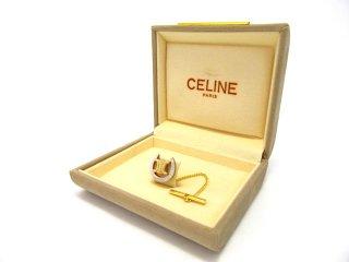 セリーヌ CELINE/ネクタイピン【中古】【P2700】