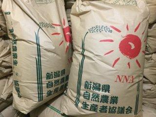 特別栽培オリジナル新潟コシヒカリ 玄米30kg