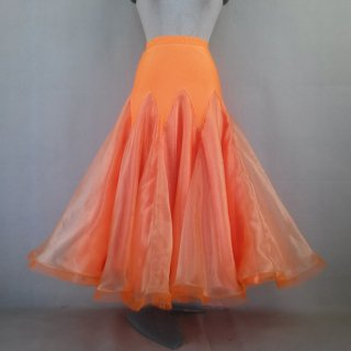社交ダンス・モダンドレス、ラテンドレス、スカート、 チョーカー、 ネックレス、 ヘアアクセサリー XII-00257