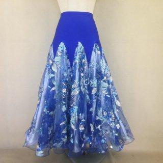 社交ダンス・モダンドレス、ラテンドレス、スカート、 チョーカー、 ネックレス、 ヘアアクセサリー XII-00253