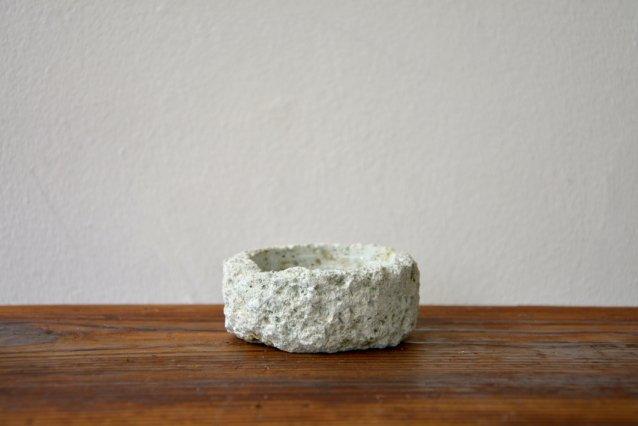 【大谷石】 oya stone 小丸