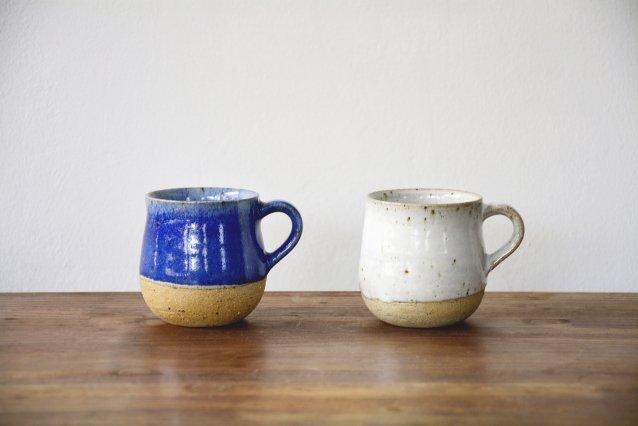 【川尻製陶所】 石土コーヒーカップ