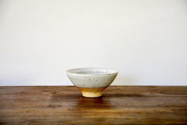 【川尻製陶所】 石土4寸飯椀