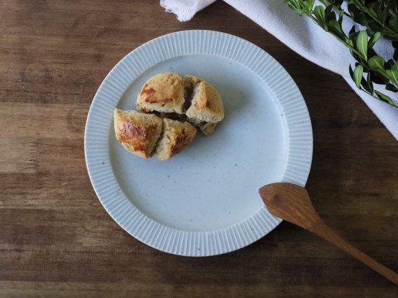 【若菜綾子】 パン皿