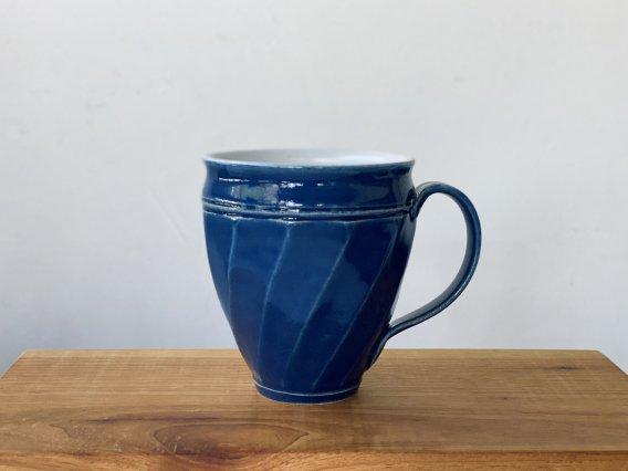 【沖本東】 大きめマグカップ