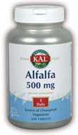 アルファルファ(食物繊維サプリメント)