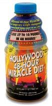 ハリウッド48時間ダイエット(週末断食(ファスティング)のすすめ) 10本セット