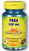 PABA(飲んで効くUVカット)
