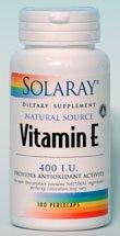 天然ビタミンEサプリメント